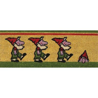 Akzente Kokos Dwarves Doormat