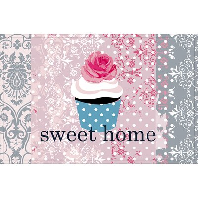 Akzente Gallery Sweet Home Doormat