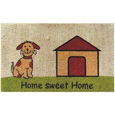 Akzente Kokos Home Sweet Home Doormat