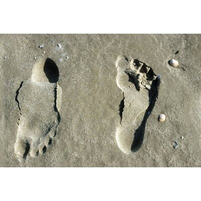 Akzente Gallery Footprints Doormat