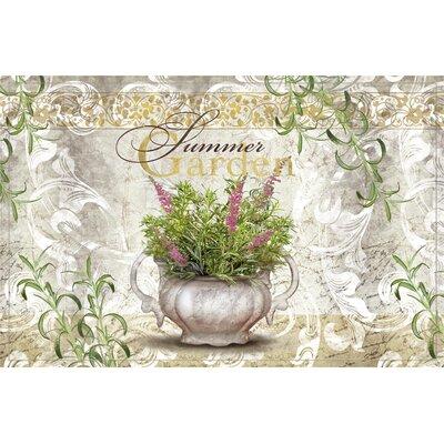 Akzente Gallery Summer Garden Doormat