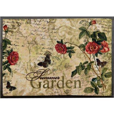 Akzente Summer Rose Doormat