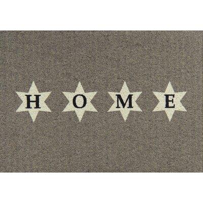 Akzente Clean Keeper Star Home Doormat