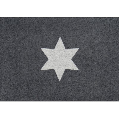 Akzente Clean Keeper Star Doormat