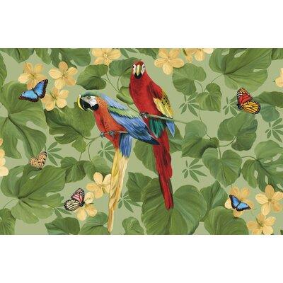 Akzente Parrots Gallery Doormat