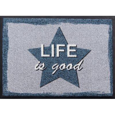 Akzente Easy Clean Life is Good Doormat