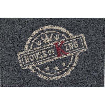 Akzente Kokos House of King Doormat