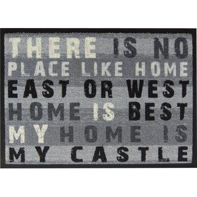 Akzente Easy Clean My Castle Mat