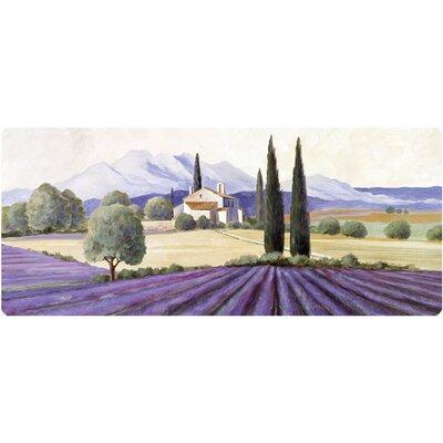 Akzente Provence Violet Area Rug