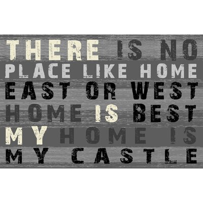 Akzente My Castle Gallery Doormat