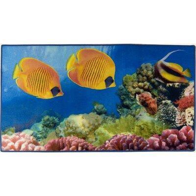Akzente Aquarium Bath Rug