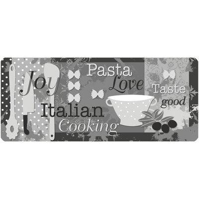 Akzente Pasta Grey Area Rug