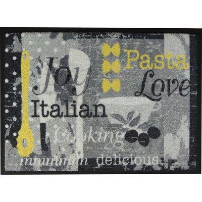 Akzente Easy Clean Pasta Doormat