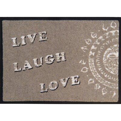 Akzente Live, Laugh Love Doormat
