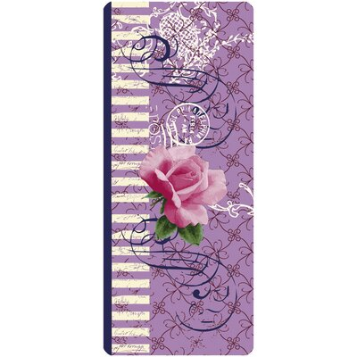 Akzente Rose Pink Area Rug