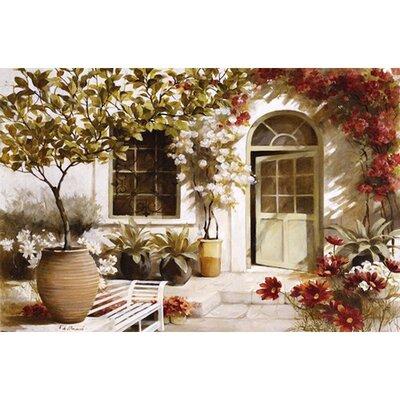 Akzente Gallery Mediterranean Garden Doormat