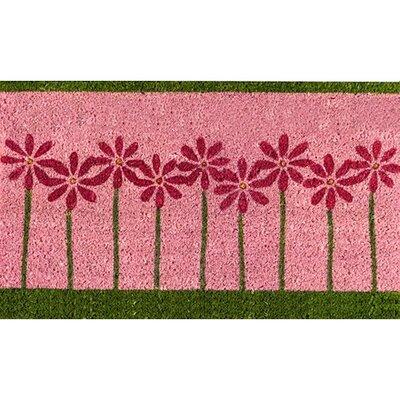 Akzente Coconut Flowers Doormat