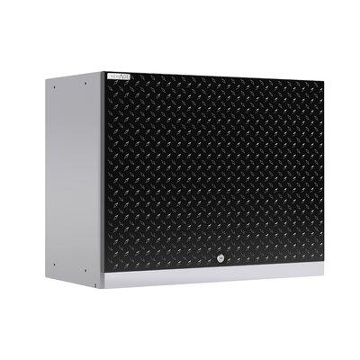 "Performance Plus 2.0 Diamond Plate Series Wall 22"" H x 28"" W x 14"" D Storage Cabinet"