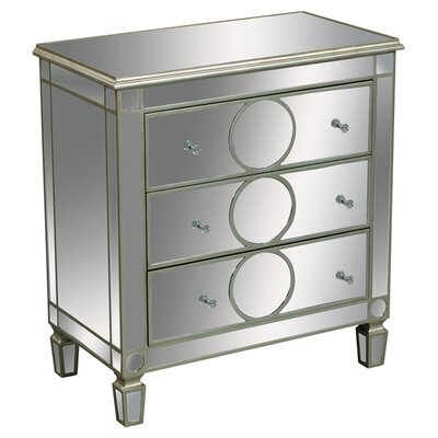 Topher 3 Drawer Chest