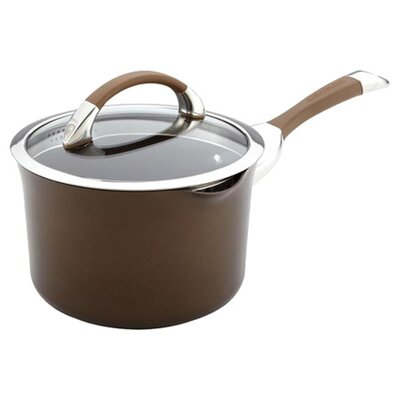 Straining 3.5 qt. Sauce Pan with Lid