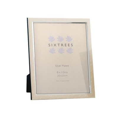 Sixtrees Zurich Plate Photo Frame