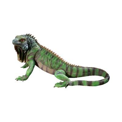 Design Toscano Statue Iggy the Iguana