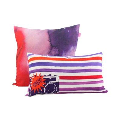 Happy Friday Skyline Cushion Cover