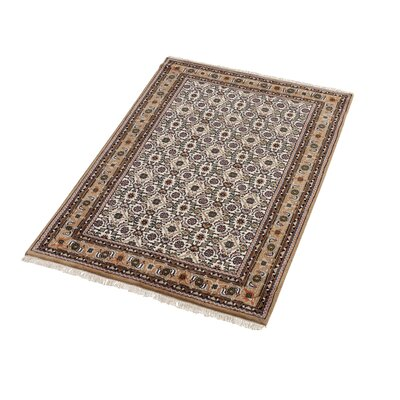 Boeing Carpet GmbH Hand-Woven Brown Area Rug