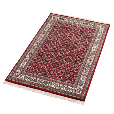Boeing Carpet GmbH Red Area Rug