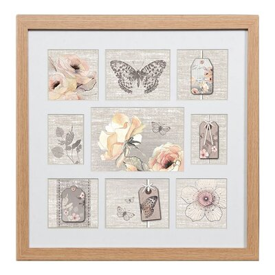 Graham & Brown Beech Botanical Picture Frame
