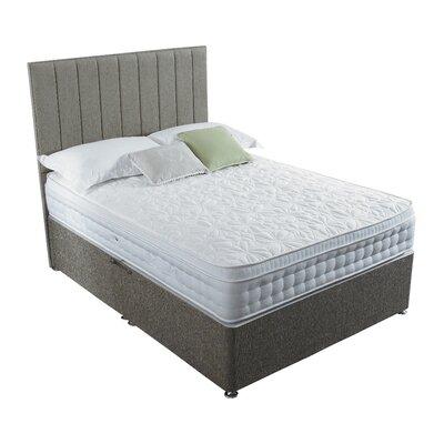 House Additions Hoole Memory Foam Divan Bed