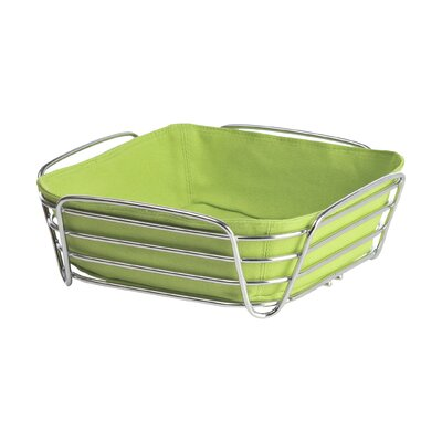 Blomus Delara Steel Wire Bread Basket in Chrome