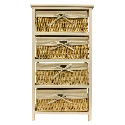 House Additions 4 Drawer Accent Chest