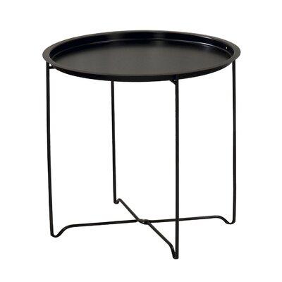 Hispanohogar Foldable Side Table