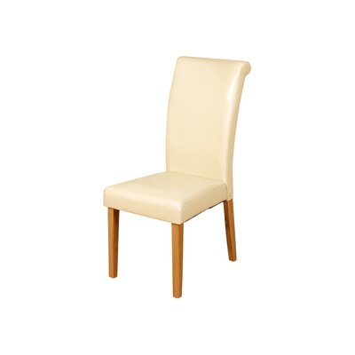 Homestead Living Curta Solid Ash Upholstered Dining Chair