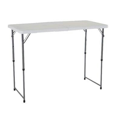 "Lifetime 48"" Rectangular Folding Table"