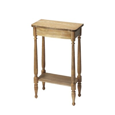 Tamworth Console Table Color: Driftwood