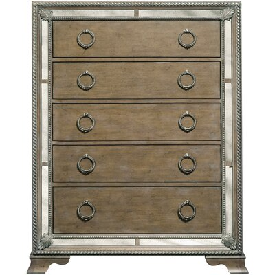 Seman 5 Drawer Accent Chest