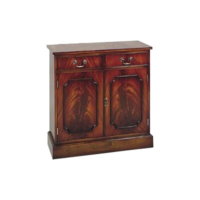 Prestington Tarporley 2 Door 2 Drawer Cabinet