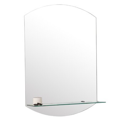 Decor Wonderland Vanessa Modern Wall Wall Mirror