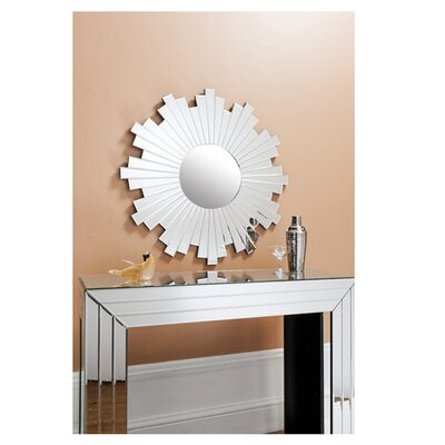Fairmont Park Sunburst Mirror