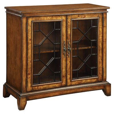 Rowlands Accent Cabinet in Brown