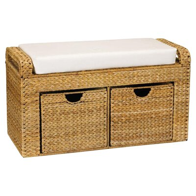 Madera Storage Bench