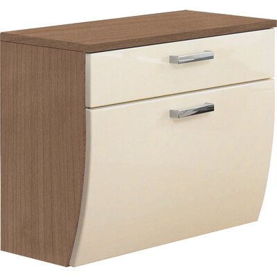 Posseik Salona 70 x 53cm Wall Mounted Cabinet