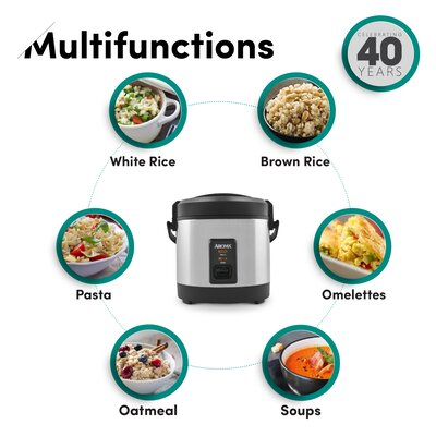 2.5 Qt. Cool Touch Portable Multi-Cooker
