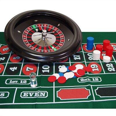 "Trademark Global 18"" Professional Roulette Set"