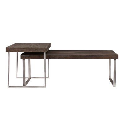 Home Etc Nolan 2 Piece Nest of Tables