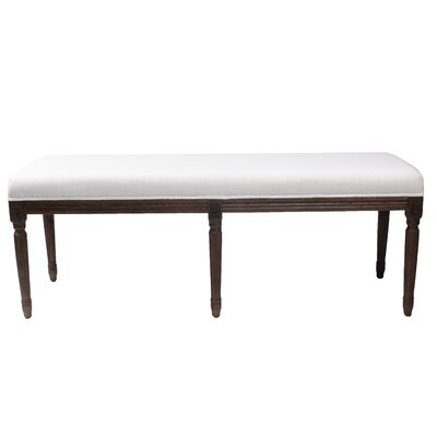Lafontaine Upholstered Bench