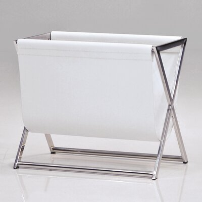Cor / Mag Magazine Rack Color: White