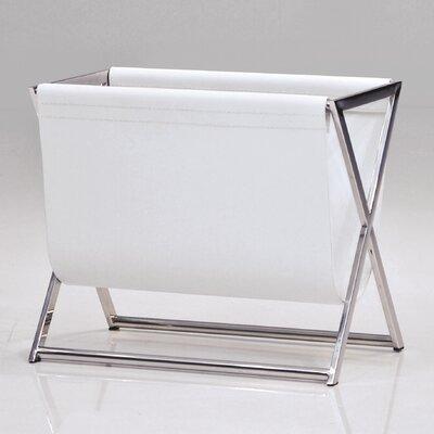 Cor / Mag Magazine Rack Color: White